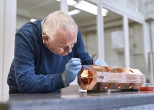The first application phase of Lithuanian BIC of CERN Technologies is over